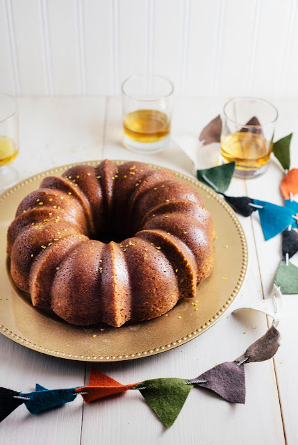 Kentucky Bourbon Butter Cake Redux Recipe Hummingbird