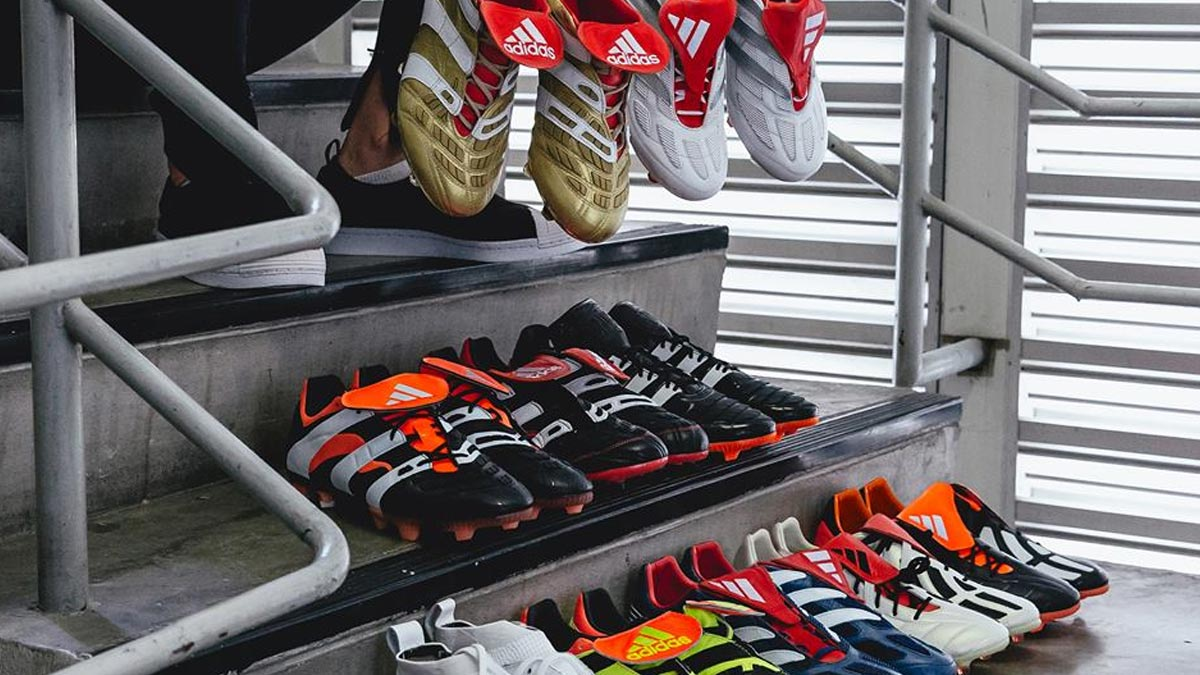 a8c6d3820 We take a look at all Adidas Predator remake boots launched since 2014 -  ten in total. NEW  Footy Headlines ...