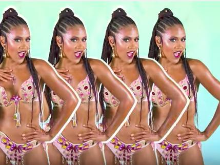 Caribbean Carnival Makeup Tutorials