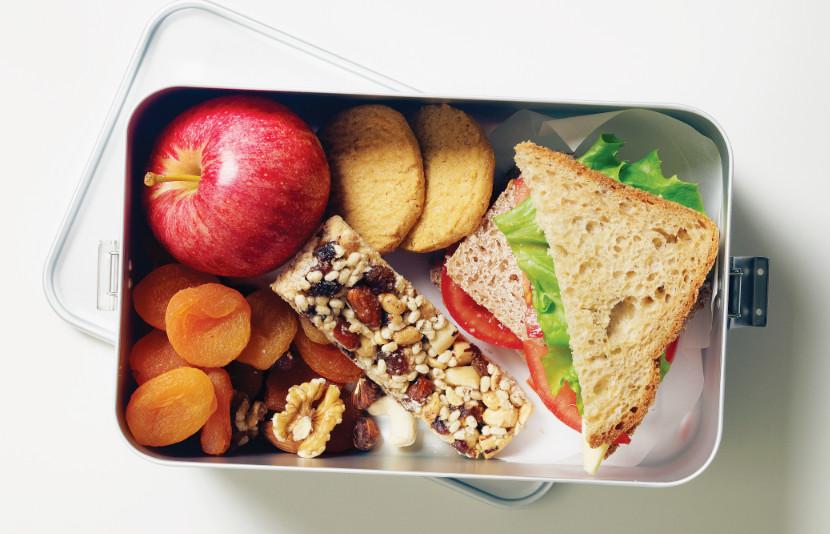 Plan de dieta saludable para adolescentes Muy Fitness