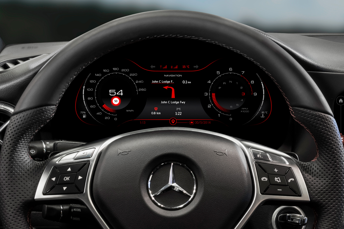 QNX Auto Blog: Top 5 challenges of digital instrument clusters