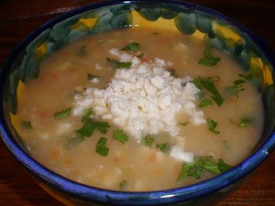 locro sopa colombiana patata guiso hogao