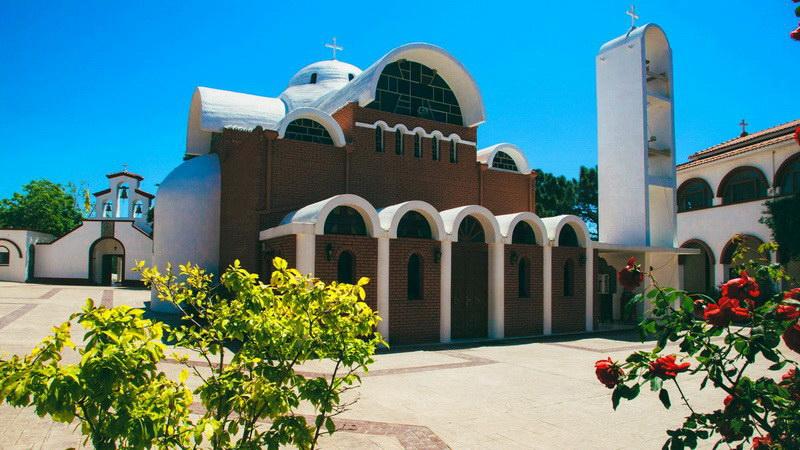 Πανήγυρις Ιεράς Μονής της «Παναγίας του Έβρου» στη Μάκρη Αλεξανδρούπολης