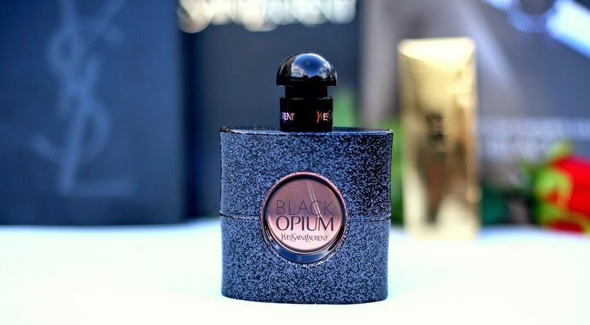 ysl black opium profumo