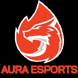 logo aura esport