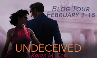 Undeceived by Karen M Cox - Blog Tour