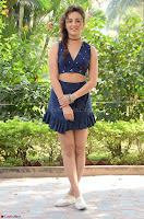 Seerat Kapoor Stunning Cute Beauty in Mini Skirt  Polka Dop Choli Top ~  Exclusive Galleries 068.jpg