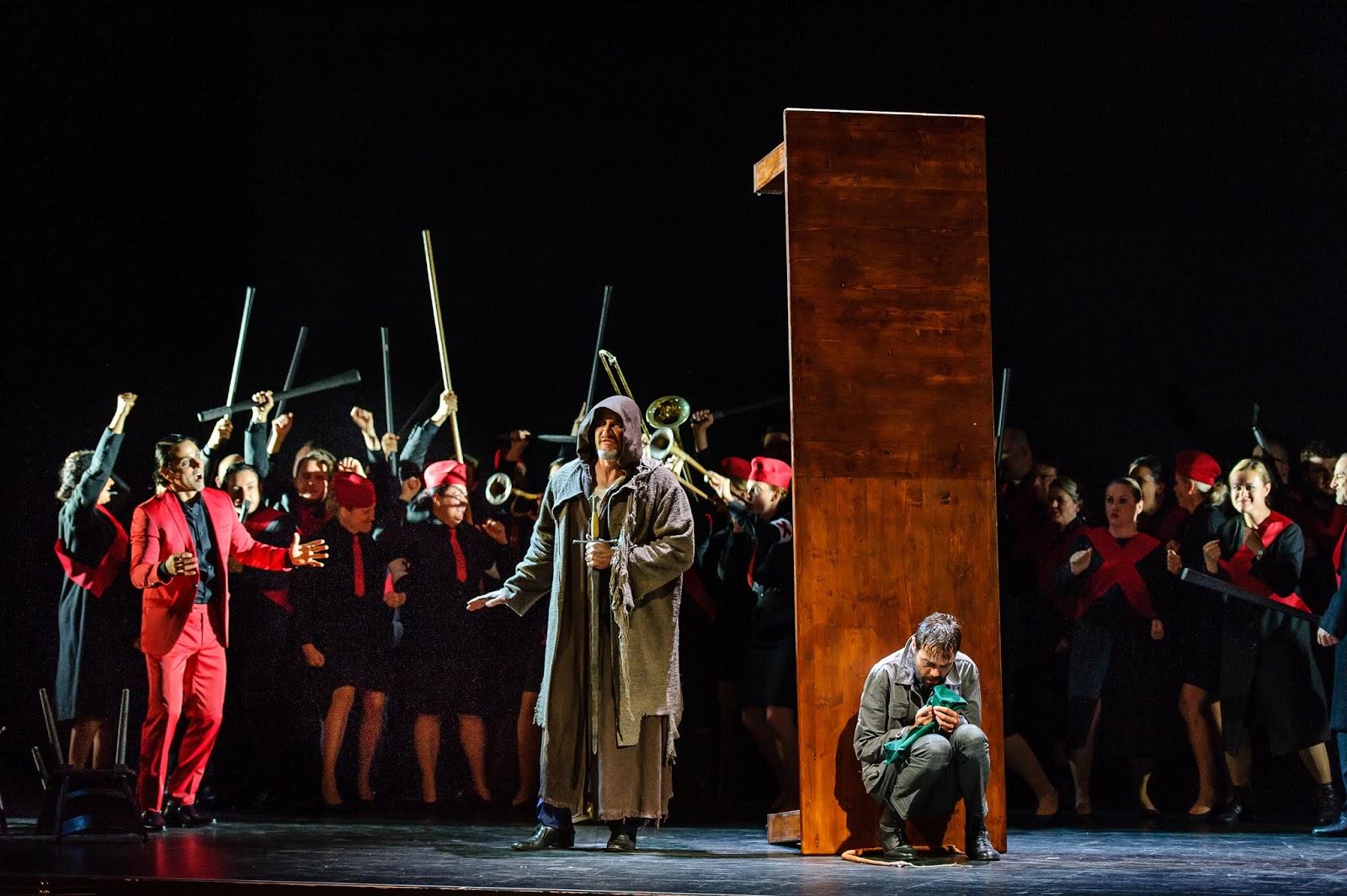 Lithe & musically engaging: Verdi's I Lombardi from the Heidenheim Opera Festival