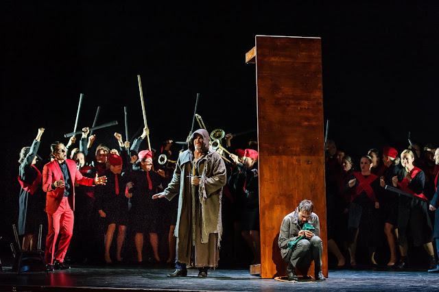 Verdi: I Lombardi - Leon de la Guardia, Pavel Kudinov, Daniel Dropulja - Heidenheim Opera Festival (photo Oliver Vogel)