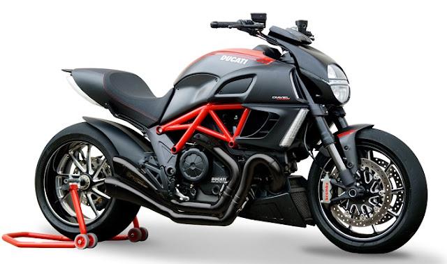 Harga Ducati Diavel Terbaru