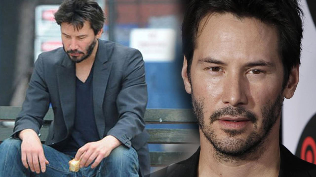 La terrible historia de Keanu Reeves y el secreto de Matrix
