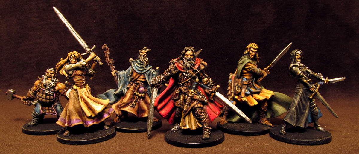 carmen 39 s fun painty time zombicide black plague survivors