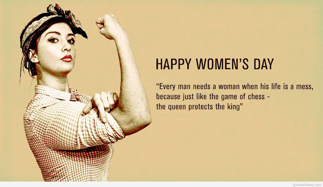 Women's Day Quotes 2016