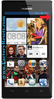 Soft-Reset-Huawei-Ascend-P2
