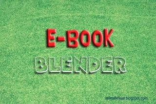 EBOOK BLENDER