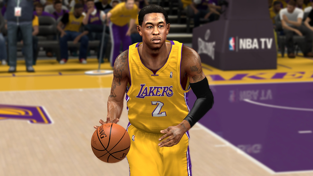 NBA 2K14 MarShon Brooks Face Mod