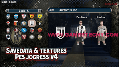 PES 2019 PPSSPP Jogress ISO Download For Android