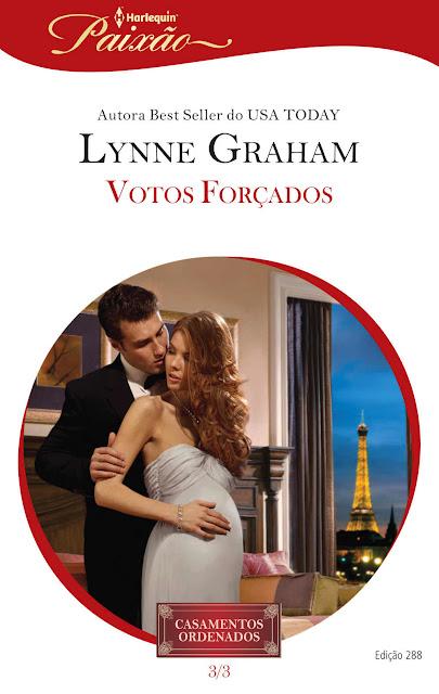 Votos Forçados Harlequin Paixão - ed.288 - Lynne Graham
