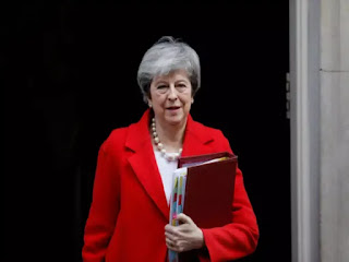If she fails to win MPs' support for her reworked deal by March 12, they will vote on March 13 and 14 on leaving the EU as scheduled on March 29