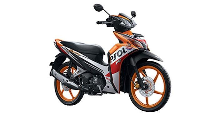 Sepeda Motor Honda Blade
