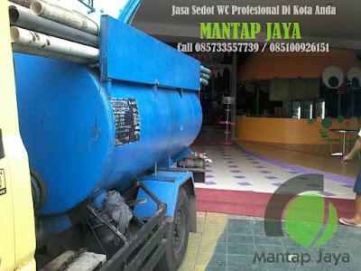 Jasa Tinja dan WC di Surabaya