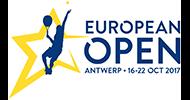 European Open Final Results Sunday October 22nd 2017