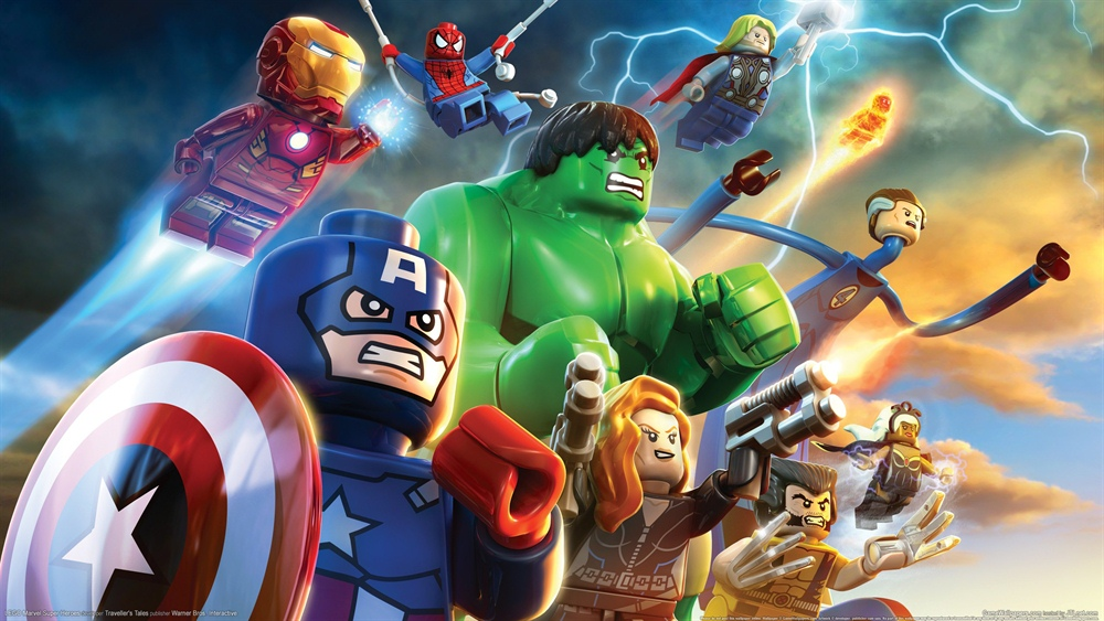 LEGO MARVEL's Avengers Download Poster