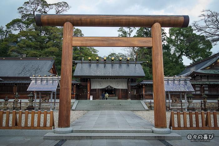 torii de bois, sanctuaire Kono-jinja, Amanohashidate