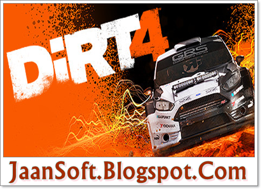 Dirt 4 PC Game 2017 Free Download