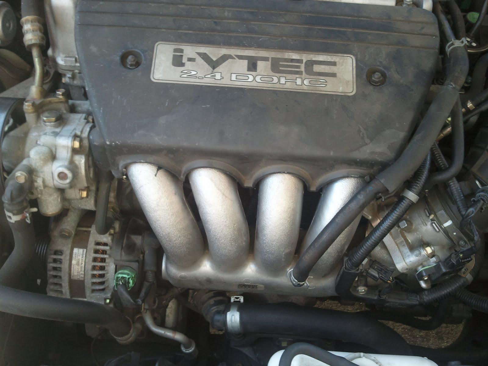 Honda Accord Starter