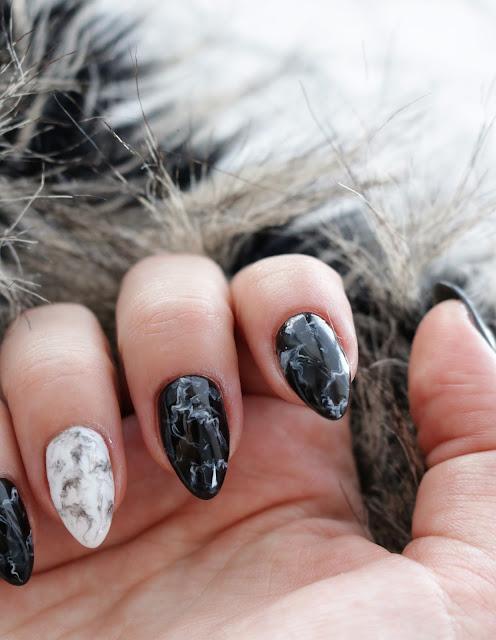 modne zdobienie paznokcie