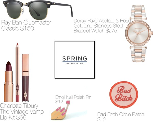 shopspring Spring.com Spring Picks
