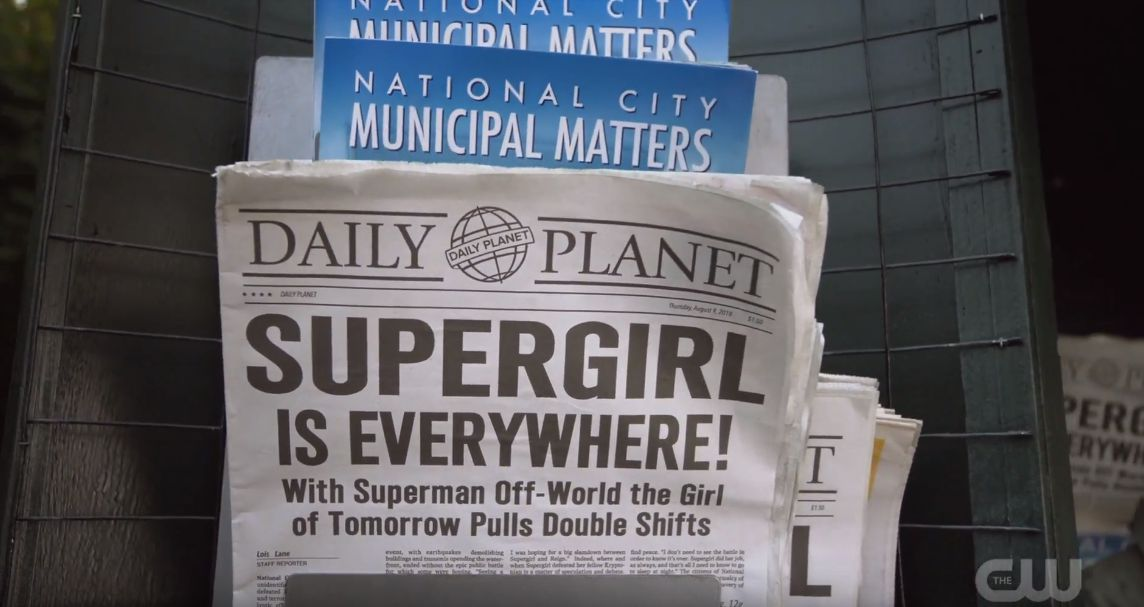 Supergirl Google Drive Link