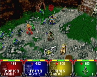 GUEST CONTRIBUTION  The Best Co Op Games on N64    N64Memories Gauntlet Legends is a deserving entry in this list not only because it s  great fun to play  but also because it s one of the very few N64 games to  feature