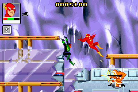 Justice League: Chronicles (GBA)
