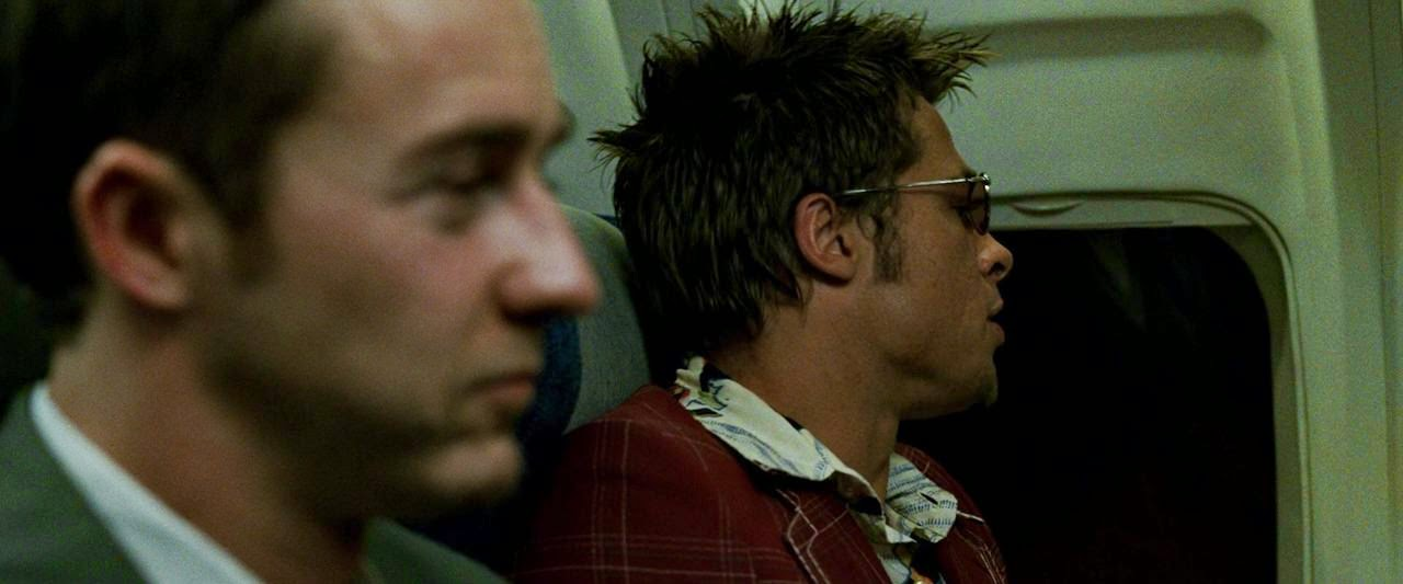 fight club edward norton brad pitt