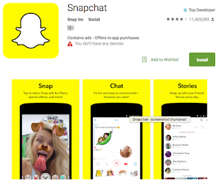 Snapcchat Android
