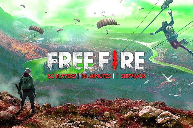 Free Fire Jadi Top Game Nomor 1 Mengalahkan PUBG Mobile