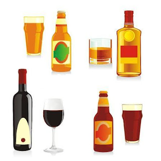 merupakan minuman yang mengandung zat adiktif Bahaya Alkohol (Minuman Keras) Bagi Tubuh