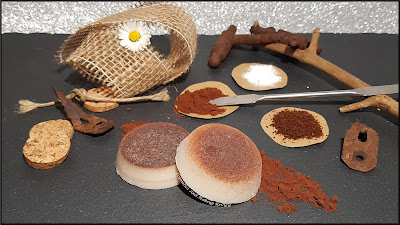 Glitter Cosmetics Candle - Mocha Chocolate Cake (tarte)