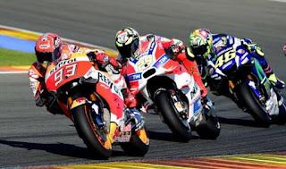 Klasemen MotoGP 2018 Terbaru usai GP San Marino Italia