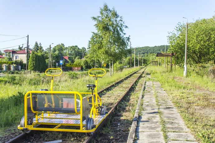 Lokalna Kolej Drezynowa | Regulice