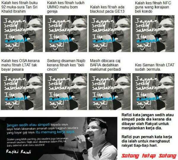 Bicara Kes Saman Fitnah LTAT Terhadap Rafizi Ramli Berhubung Isu Bayaran Gratuiti Bermula 11 Okt