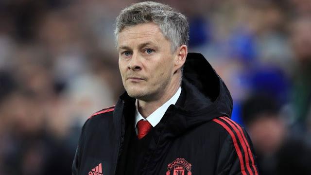 Manchester United Ole Gunnar Solskjaer