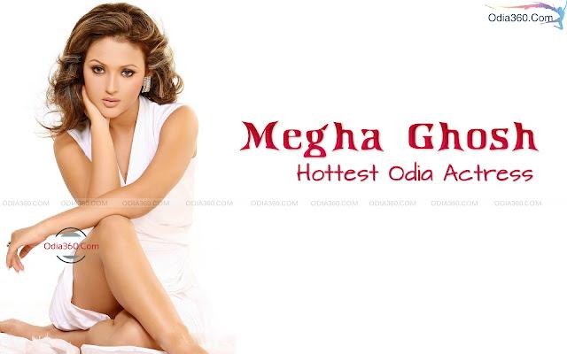 Megha Ghosh Hot Pretty Odia Actress HD Wallpaper Download