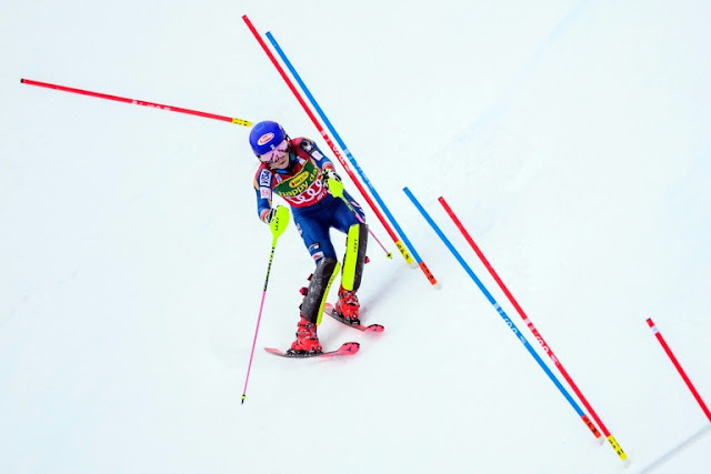 US ski sensation Shiffrin faces Italian test