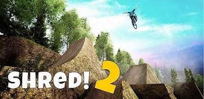 Shred! 2 Freeride Mountain Biking APK + DATA Download