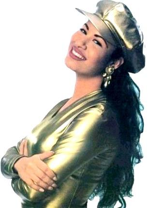 Foto de Selena con gorra