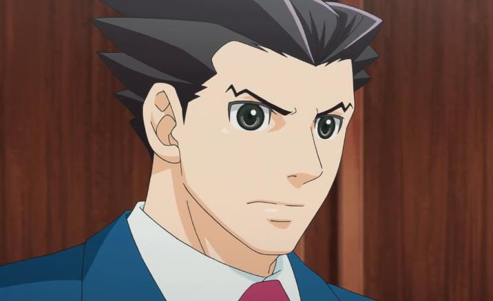 Ace Attorney Wallpaper Screenshot Preview