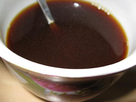 earl black (= chaga + earl grey tea)